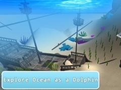 Sea Dolphin Simulator 3D Full 1.2 Screenshot