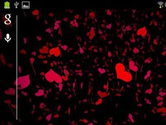 Sea of Love 3D LWP -Ad 1.0.1 Screenshot