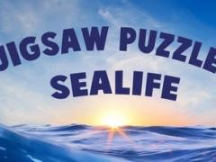 Sealife Photo Jigsaw Puzzle 1.0 Screenshot