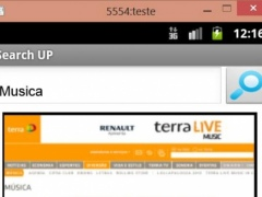 Search Up 1.0 Screenshot