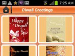 Seasonal Greeting Cards 1.3 Screenshot