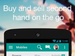 Second Hand Mobiles UAE 5.0 Screenshot