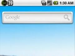 SecondStatus(second clock) 1.01 Screenshot
