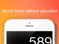 Secret Room Lite - Hide private photo audio & video vault manager 2.0 Screenshot