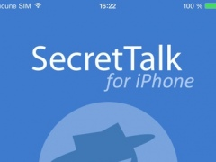 Secret Talk for iPhone 1.0 Screenshot