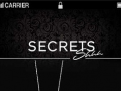Secrets-Shhh 1.0 Screenshot