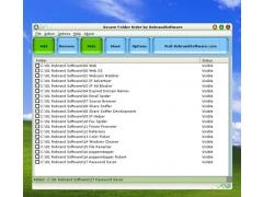 Secure Folder Hider 1.4 Screenshot