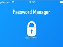 Secure Passwords Vault - Encrypted Passwords App 1.0 Screenshot