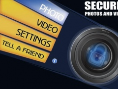 Secure Photos and Videos HD 1.0 Screenshot