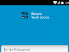 Secure Work Space for BES12 26785 Screenshot