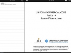 Secured Transactions 1.0 Screenshot