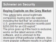 Security Feeds 0.50.13334.78635 Screenshot