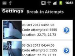 Security Snap 2.0 Screenshot