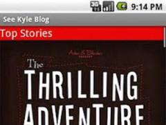See Kyle Blog 0.2.5 Screenshot