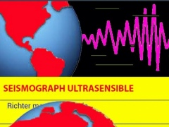 Seismograph ultrasensible  Screenshot