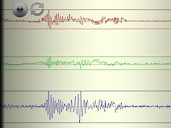 Seismometer Free 1.5 Screenshot