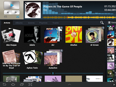 Select! Music Player Tablet 1.3.5 Screenshot