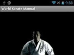 Self-defense. (World karate) 2.0 Screenshot