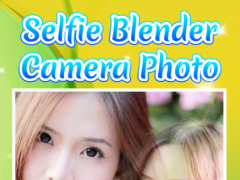 Selfie Blender Camera Photo 1.0 Screenshot
