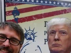 Selfie with Trump 2.0 Screenshot