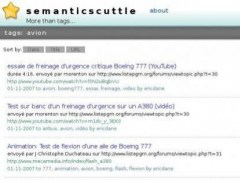SemanticScuttle 0.97 Screenshot