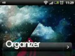 Sense 3 Organizer 1.6 Screenshot