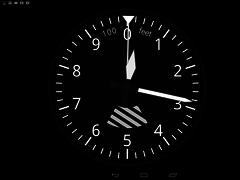 Sensitive Altimeter 2.2 Screenshot