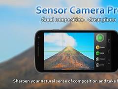 Sensor Camera Pro 2.1.6 Screenshot