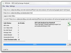 SEOLExA 1.0 Screenshot