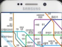Seoul Metro Map  Screenshot