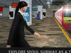 Seoul Subway Train Simulator 3D Full 1.0 Screenshot