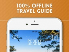 Serbia Travel Guide with Offline City Street Map 1.2 Screenshot