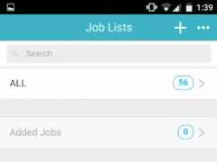 SERTICA Jobs 5.11.1 Screenshot