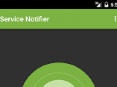Service Notifier 1.2 Screenshot