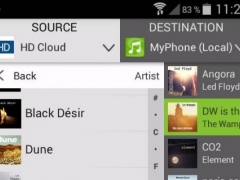 Sesam Music UPnP DLNA Player Free Download