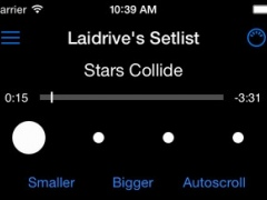 Setlister - Performers Toolkit 4.2.1 Screenshot