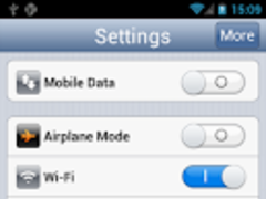Settings - iPhone Style 1.2 Screenshot