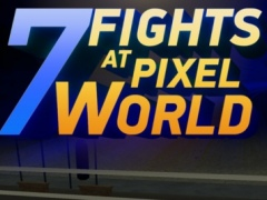Seven Fights of Pixel Strike Pro 1.0 Screenshot