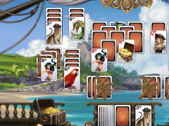 Seven Seas Solitaire 1.0 Screenshot