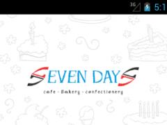 SevenDays Cakes 2.0 Screenshot