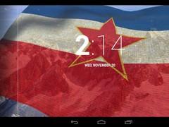 SFRY Flag Anthem LWP 2.6.1 Screenshot