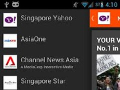 SG Headlines 3.0 Screenshot