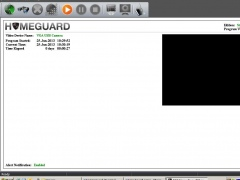 SGS HomeGuard Standard multi-channel VMD software 3.0.0 Screenshot