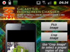SGS2 BootScreen Changer 1.11 Screenshot