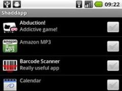 Shaddapp 0.5.5 Screenshot