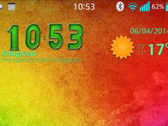 SHADES Theme LG G2 LGHome G3 1.0 Screenshot