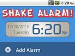 Shake Alarm 1.2 Screenshot