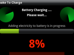 Shake Battery Charger prank 1.1 Screenshot