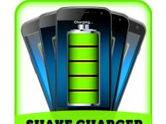 Shake Charger AppPrank 1.0 Screenshot