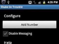 Shake In Trouble 1.0 Screenshot